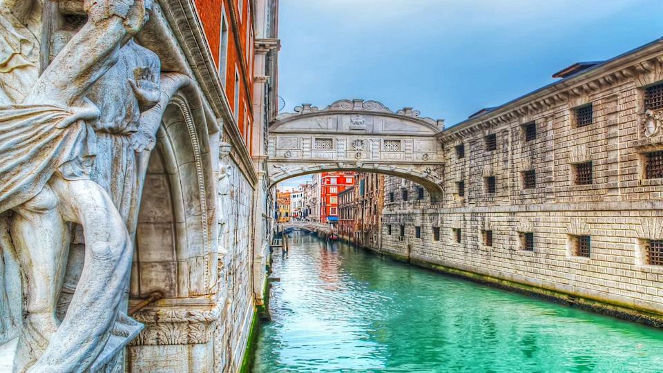 <p>See the famous St. Mark's Basilica and discover Doge's Palace with the <span>Explore the Piazza San Marco and the Highlights of Venice</span> ($10).</p>