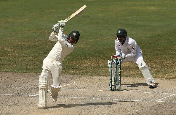 Usman Khawaja has cemented his spot at the top for Australia