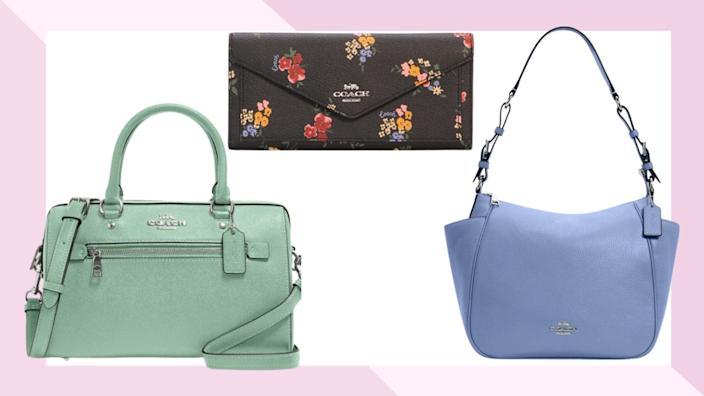Coach Outlet just added new styles to their site.