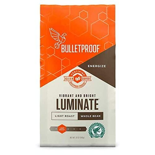 Bulletproof Luminate Whole Bean Coffee. (Photo: Amazon)