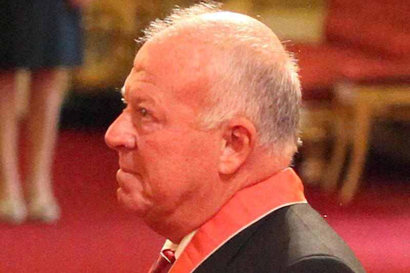 Major donor: Peter Hargreaves (PA)