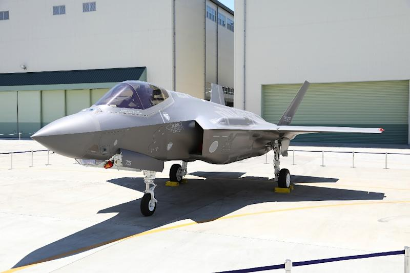 Japan is deploying F-35As, each of which costs more than 10 billion yen ($90 million), to replace its ageing F-4 fighter jets