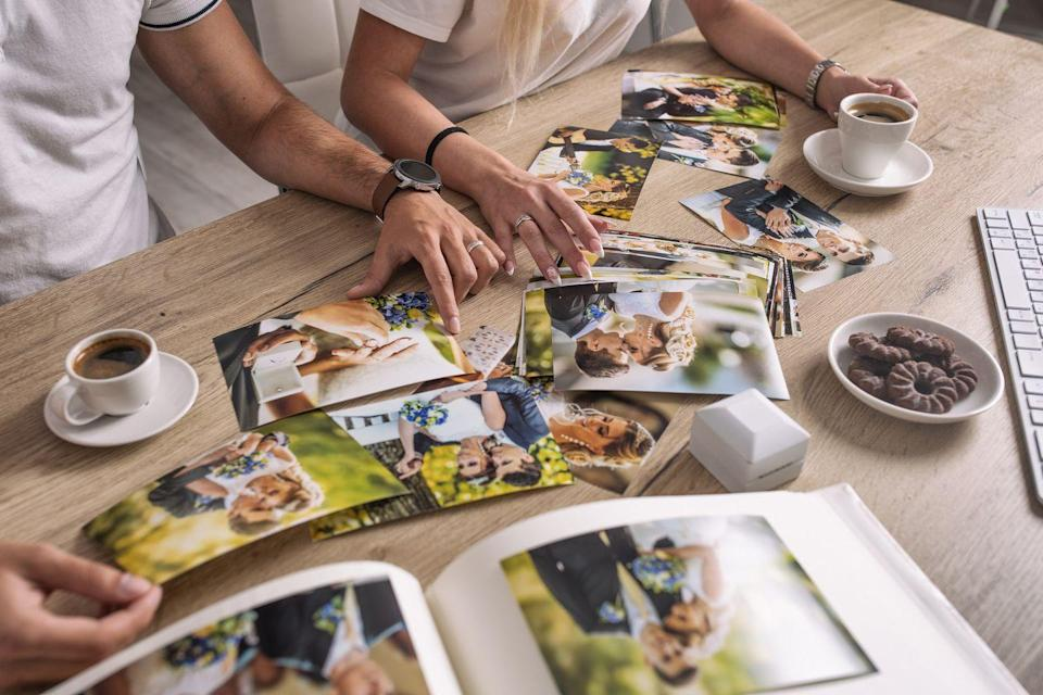 <p>Put all of your favorite memories with her in one place. If you have siblings, it can be a group effort. </p>