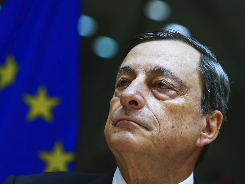 European Central Bank  review: The words have changed but the tune remains the same