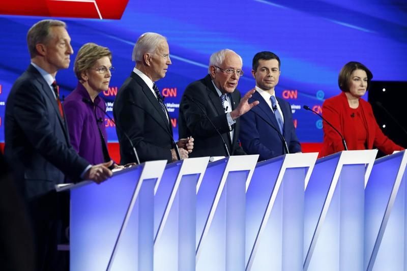 The winners, losers and biggest takeaways from the Iowa debate