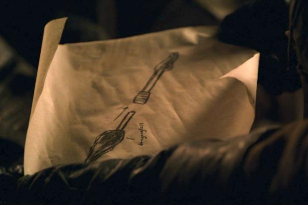 game of thrones dragonglass weapon arya asked gendry to make