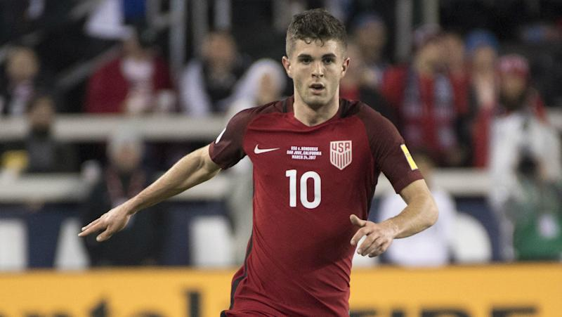 USMNT roster for Mexico, T&T World Cup qualifiers released