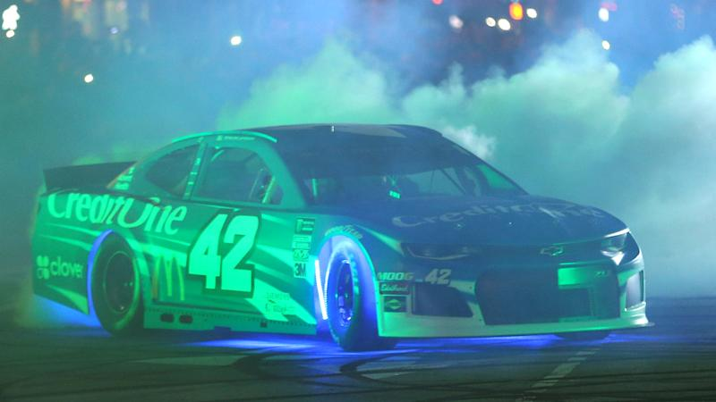 NASCAR will use underglow lights on cars for the All-Star Race at Bristol