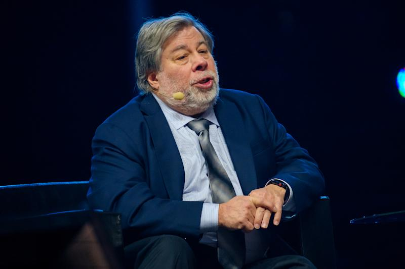 Steve Wozniak Has Joined an Energy-Focused Blockchain Startup in Malta