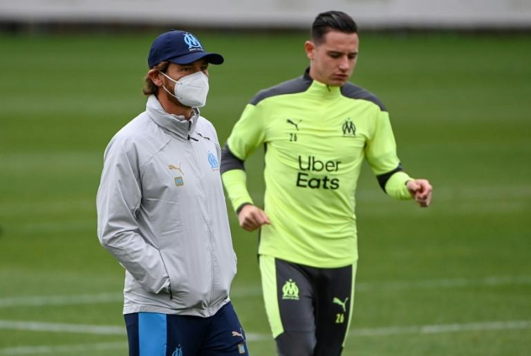Marseille are playing in the Champions League for the first time since 2013