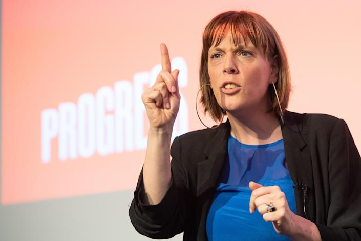Jess Phillips has said she would consider running for the Labour leadership after an election (Picture: Dominic Lipinski/PA Images via Getty Images)