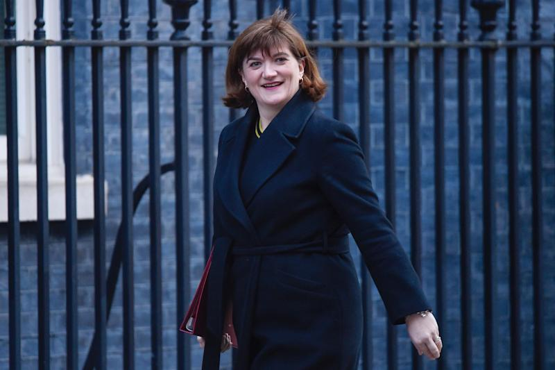 Book plan: Nicky Morgan (Photo: Peter Summers/Getty Images): Getty Images
