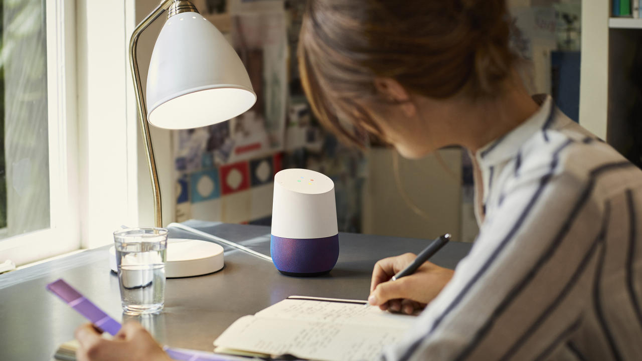 <p>Streamline your life and set yourself up for business success with the incredibly simple (but hugely effective) Google Home ($198). The hands-free smart speaker system functions as the virtual PA we all need to keep our lives and businesses in order. Be on time for meetings with up-to-the-minute traffic info, dress to impress with weather updates, and use it to completely control your calendar's alarms and timers. With all the organisation you need at your fingertips, you'll wonder how you ever succeeded without it! </p>