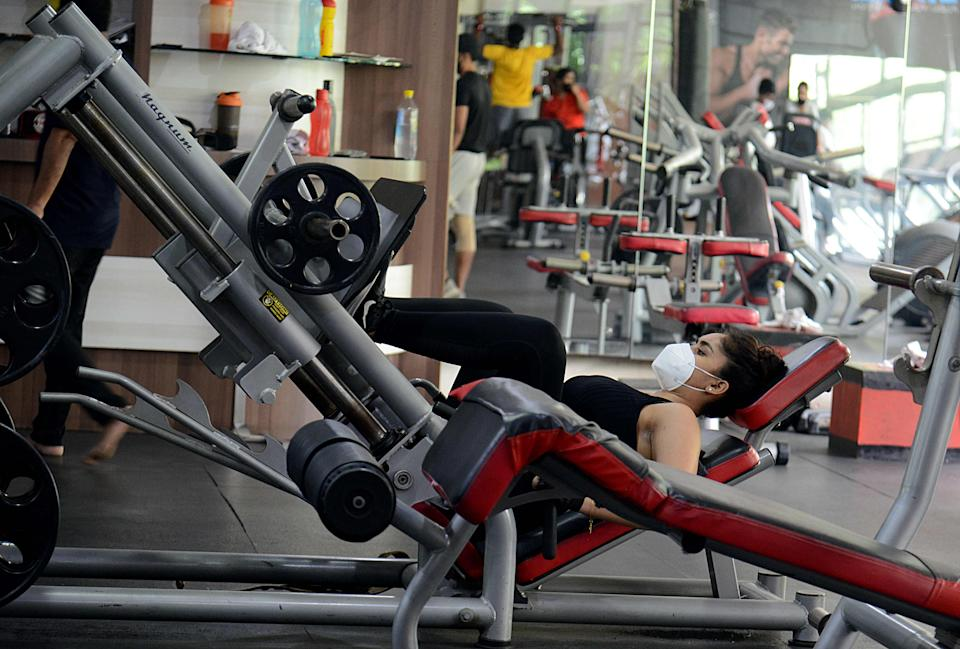 Many genes known to increase the risk of motor neurone disease change their behaviour in response to exercise (AFP via Getty Images)