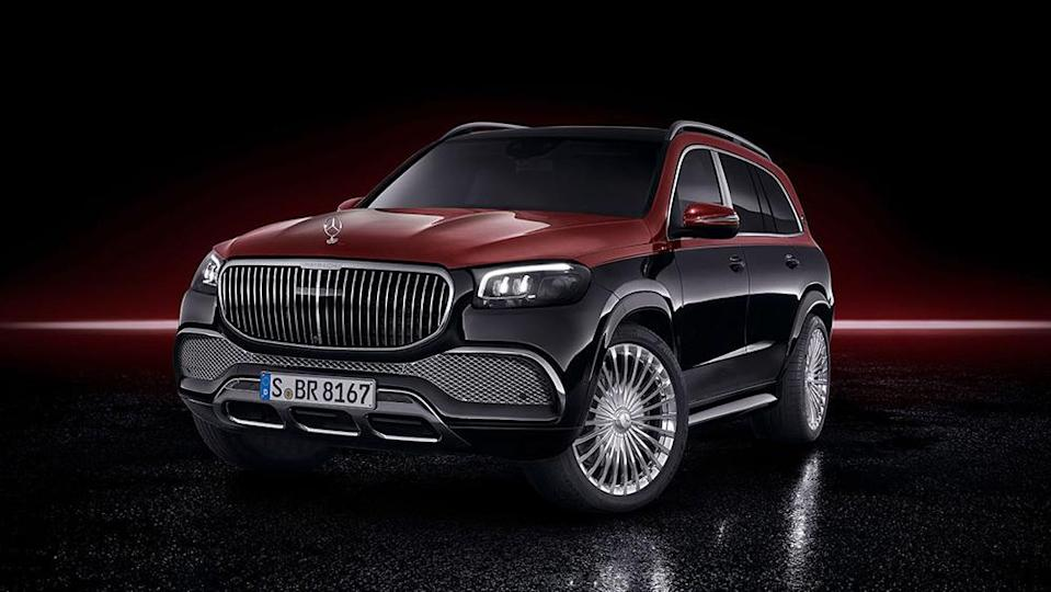 2021 Mercedes Maybach GLS600 SUV