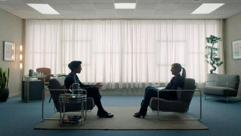 Therapy sessions have an inherently cinematic look (BBC)
