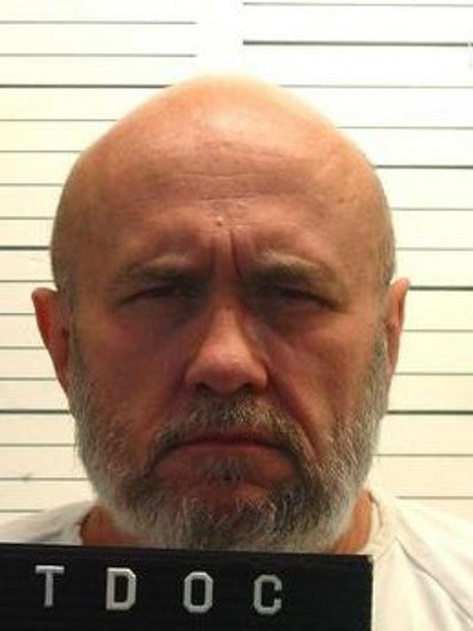 Edmund Zagorski is scheduled to die on Thursday, Oct. 11. (Tennessee Department of Corrections)
