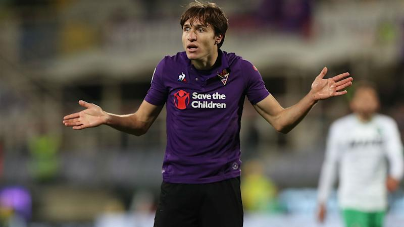 'Chiesa isn't for sale at €100m' - Spurs & Liverpool warned Fiorentina won't repeat Baggio mistake
