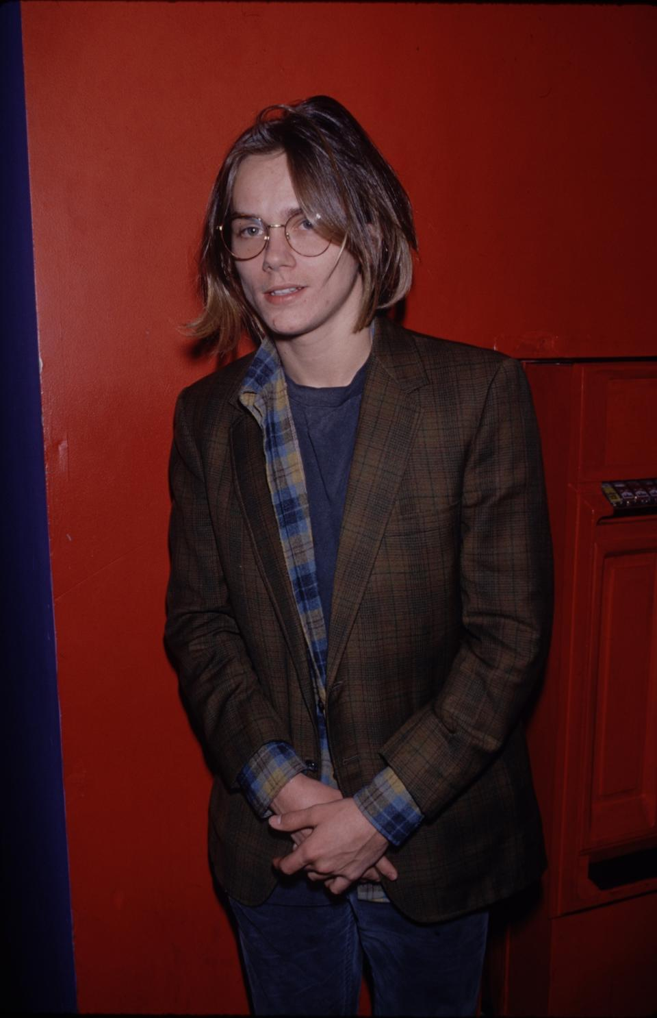American actor River Phoenix attends an Rock Against Fur event, February 1989. (Photo by The LIFE Picture Collection via Getty Images)