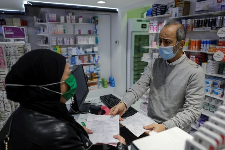 Lebanon was already facing its worst economic crisis in decades and dollar shortages before the pandemic, and now, with Covid-19 overwhelming hospitals, people have been rushing to pharmacies to buy medicine