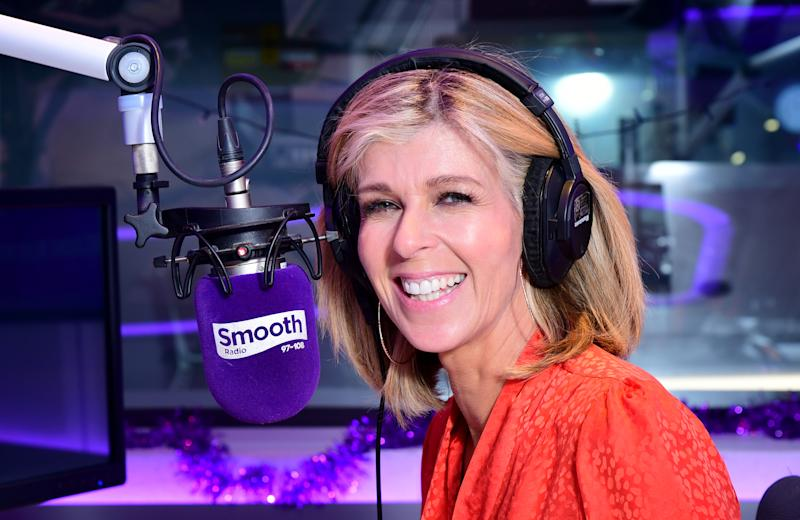 Kate Garraway returns to the Smooth Radio studio in London to present her first national show since her time in the jungle on I'm A Celebrity... Get Me Out Of Here!.