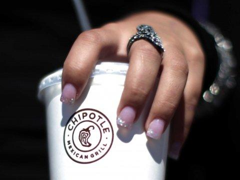 Chipotle drink