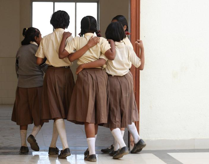 Girls, especially from lower-income households are likely to be kept at home for unpaid work, married off, or be pushed into doing domestic chores so that returning to school in the future (once schools open up) will not be an option for them. (Representational image)