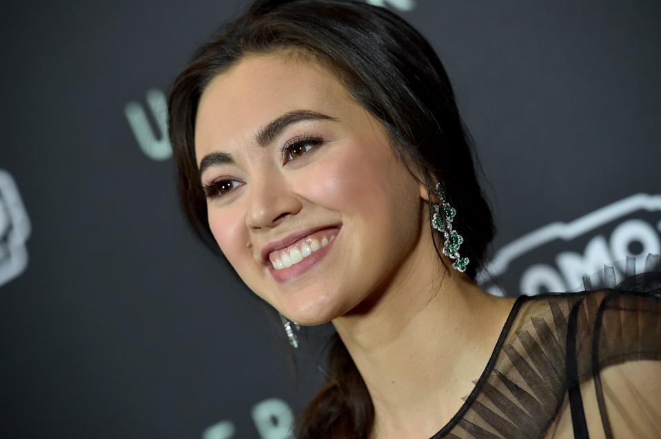 """LOS ANGELES, CALIFORNIA - JANUARY 07: Jessica Henwick attends the Special Fan Screening of 20th Century Fox's """"Underwater"""" at Alamo Drafthouse Cinema on January 07, 2020 in Los Angeles, California. (Photo by Axelle/Bauer-Griffin/FilmMagic)"""
