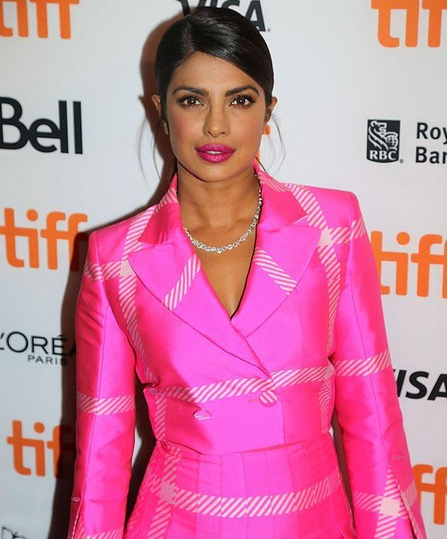 Priyanka admits she might get in trouble for her opinion, but she's determined to say it. Photo: Getty