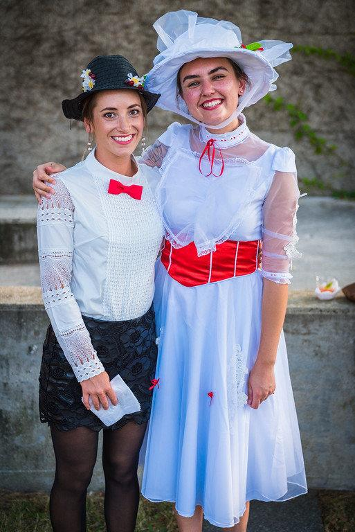 It's a jolly holiday with Mary(s). (Tiffany Brandt Photography)