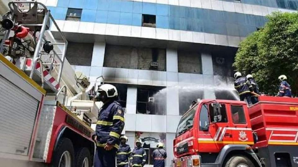 UP: Fire breaks out at Kanpur hospital; all patients evacuated