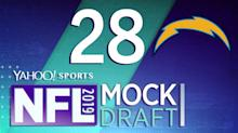 NFL Expert Mock Draft: No. 28 Chargers