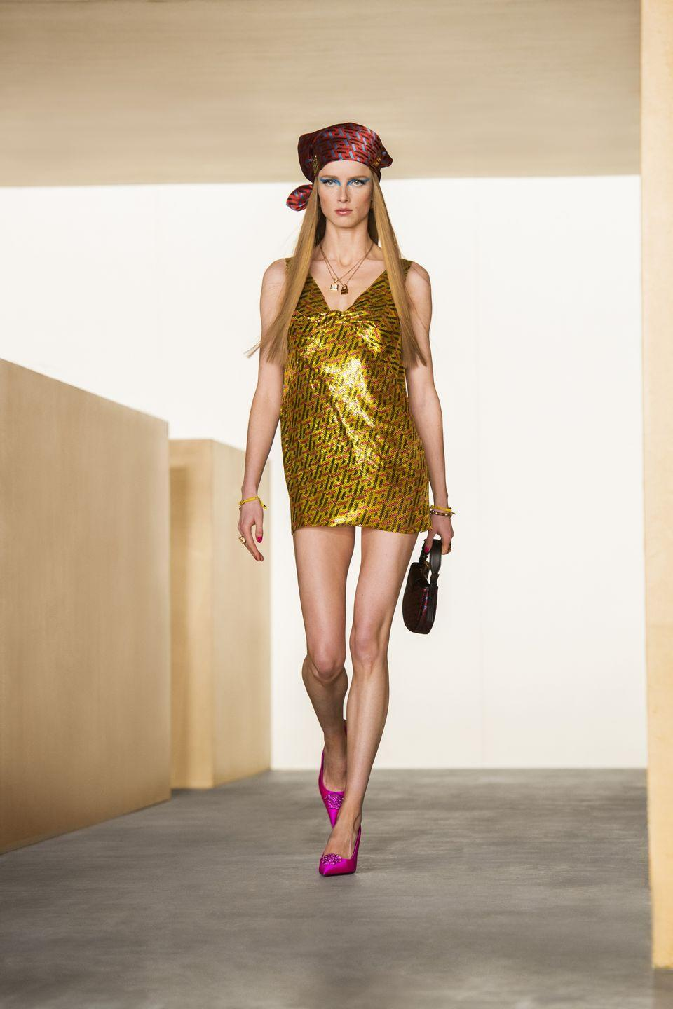 Photo credit: COURTESY VERSACE PRESS OFFICE