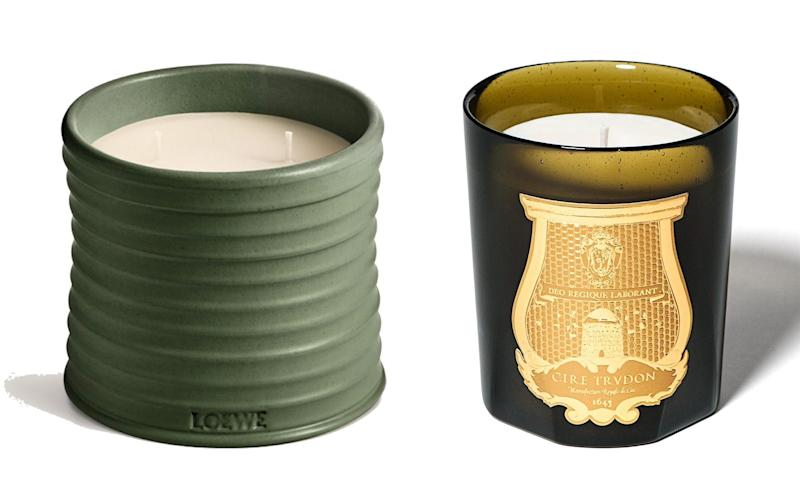 Best Christmas candles for 2020, including luxury scents from Fornasetti and Buly