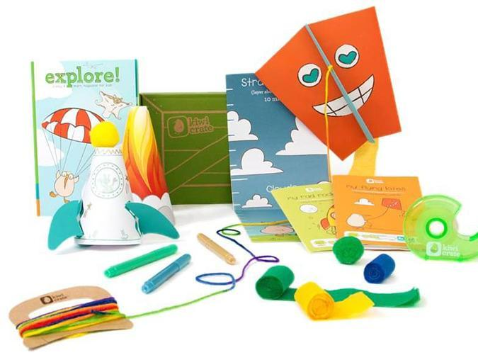 """<h2>52. Kiwicrate</h2> <p><strong>Cost: </strong>$20/month</p> <p><strong>What you get: </strong>Three activities</p> <p><strong>Why we love it: </strong>Catered toward kids in early elementary school, this monthly box aims to turn learning about science and math into a game. Each one features an original hands-on project—like building an arcade game or creating a glowing stuffed animal—vetted by child development experts and tested by kids.</p> <p><a class=""""link rapid-noclick-resp"""" href=""""https://www.kiwico.com/"""" rel=""""nofollow noopener"""" target=""""_blank"""" data-ylk=""""slk:Sign Up for Kiwicrate"""">Sign Up for <em>Kiwicrate</em></a></p>"""