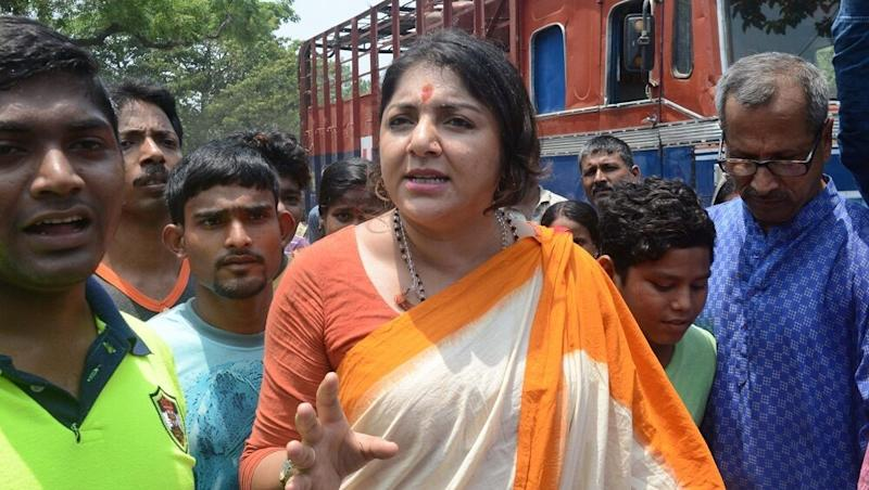 Locket Chatterjee, BJP MP And Former Tollywood Actress, Tests Positive For COVID-19
