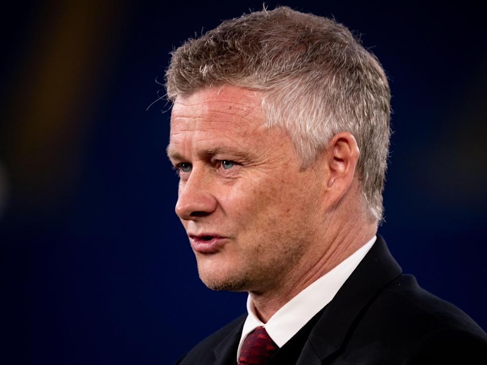 Ole Gunnar Solskjaer is upset with the schedule (Getty)