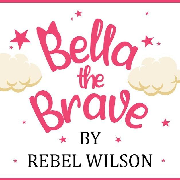 Rebel announced that she's writing a children's book, Bella the Brave. Photo: Instagram/rebelwilson.