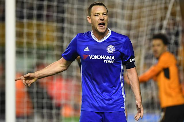 John Terry will be leaving Chelsea this summer