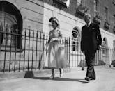 Her Majesty is said to have had a difficult relationship at first with Macmillan, but eventually warmed to him. Near the end of his tenure as prime minister, his government was rocked by the Vassall and Profumo scandals. [Photo: PA]