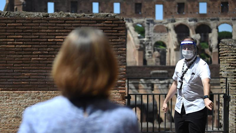 Italy reopens borders, beckons European tourists for summer holidays