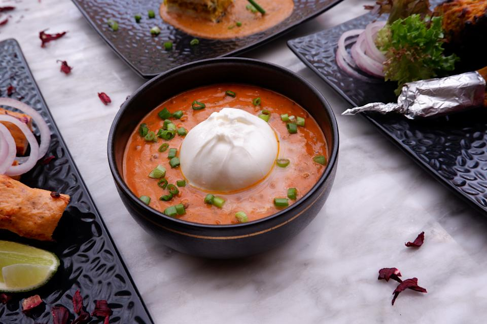 Gabbar's Dal Burrata. (PHOTO: Gabbar)