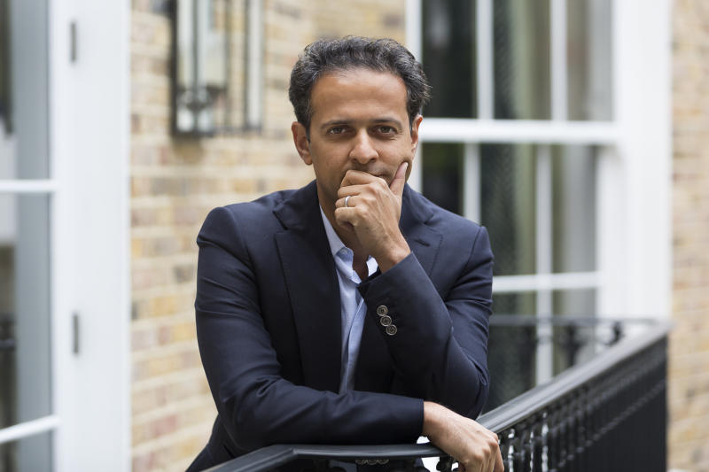 Rishi Khosla, CEO of OakNorth. Photo: OakNorth