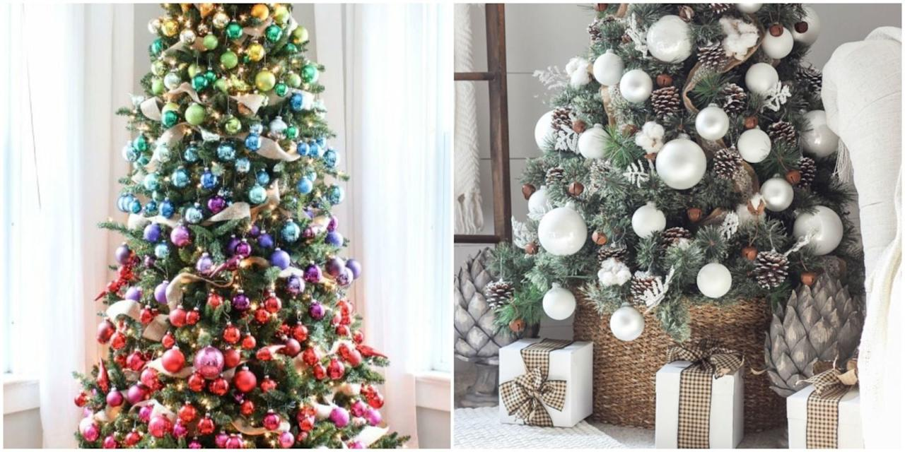 35 Instagram Worthy Christmas Tree Decorations