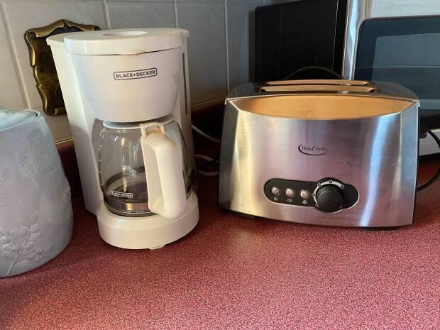 Appliances such as coffee makers and toasters will soon be part of P.E.I.'s recycling program. (Carolyn Ryan/CBC - image credit)