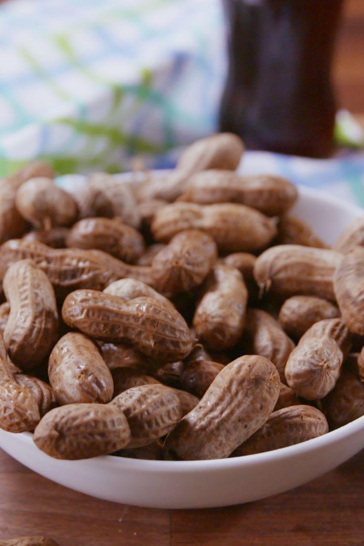 """<p>We've found the next snack you're sneaking into the ballgame.</p><p>Get the recipe from <a href=""""https://www.delish.com/cooking/recipe-ideas/recipes/a54770/slow-cooker-boiled-peanuts-recipe/"""" rel=""""nofollow noopener"""" target=""""_blank"""" data-ylk=""""slk:Delish"""" class=""""link rapid-noclick-resp"""">Delish</a>.</p>"""
