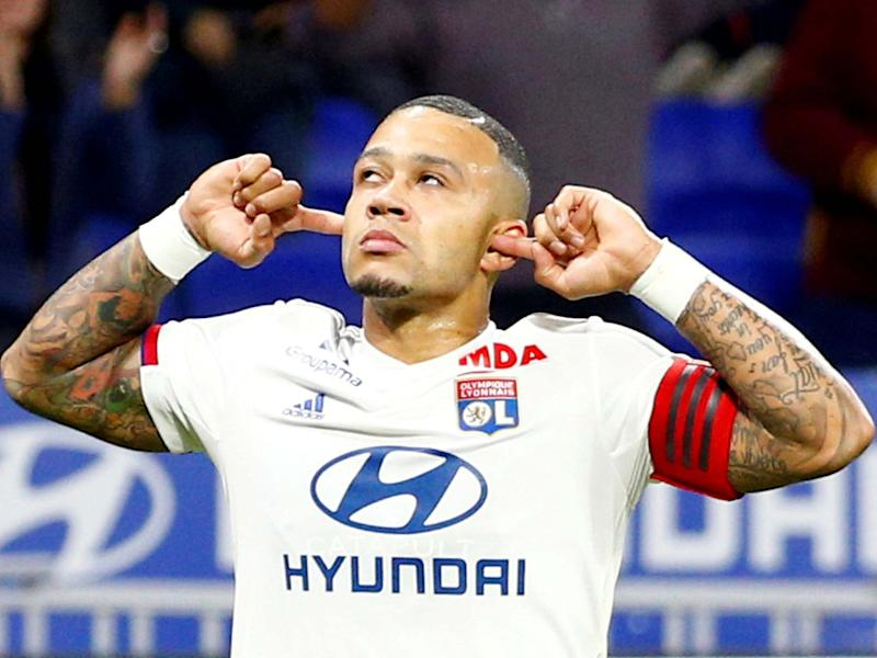 Memphis Depay and his Lyon team will not play in Europe next season: Reuters