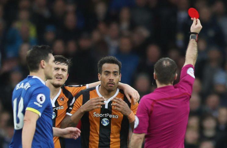Hull City Fan View: Tierney's incorrect decision to send Huddlestone off has doomed Tigers