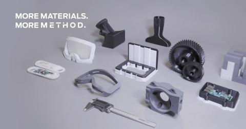 MakerBot Continues to Expand the METHOD Platform with New Nylon Material
