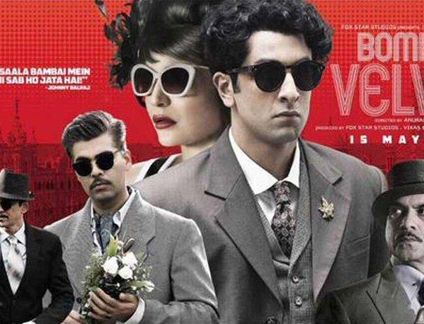 Bombay Velvet The name called in for all the controversy. However, the Censor Board made one happy exception because the film was set in 1960's, a time when Mumbai was called Bombay.